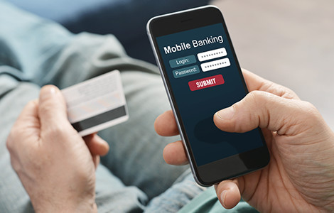 Mobile Banking at Investment Savings Bank
