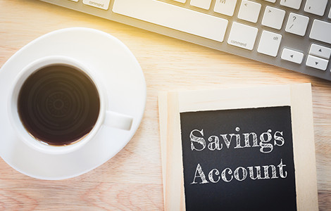 Savings Account at Investment Savings Bank